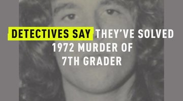 Detectives Say They've Solved 1972 Murder Of 7th Grader
