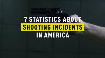 7 Statistics About Shootings Incidents in America