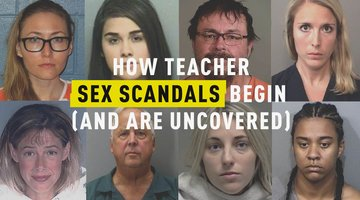 How Teacher Sex Scandals Begin (And Are Uncovered)