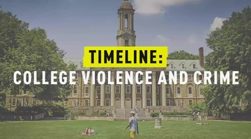 Timeline: College Violence And Crime