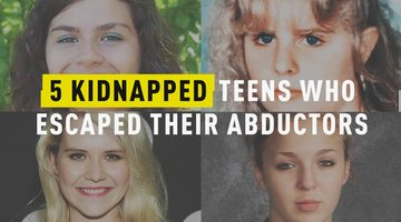 5 Kidnapped Teens Who Escaped Their Abductors