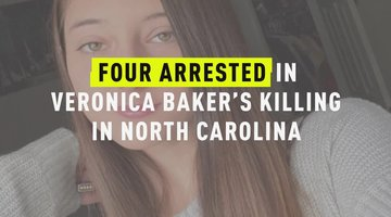 Four Arrested In Veronica Baker's Killing In North Carolina