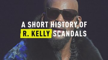 A Short History of R. Kelly Scandals