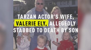 Tarzan Actor's Wife, Valerie Ely, Allegedly Stabbed to Death By Son