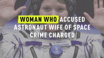 Woman Who Accused Astronaut Wife Of Space Crime Charged