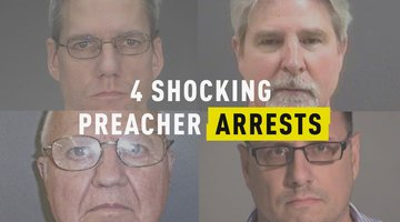 4 Shocking Preacher Arrests