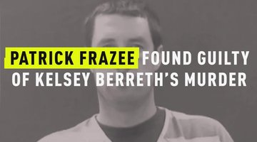 Patrick Frazee Found Guilty Of Kelsey Berreth's Murder