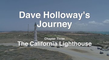 Dave's Aruba Tour: The California Lighthouse