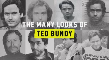 The Many Looks of Ted Bundy
