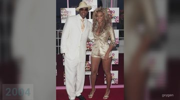 Beyonce and Jay Z: Through the Years