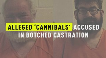 Alleged 'Cannibals' Accused In Botched Castration