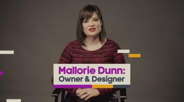 Mallorie Dunn is Transforming Body Positive Fashion