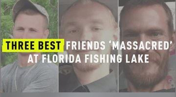Three Best Friends 'Massacred' At Florida Fishing Lake