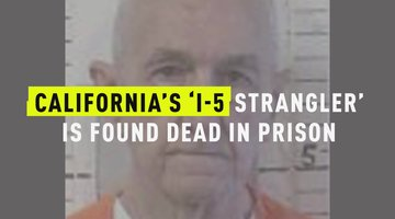 California's 'I-5 Strangler' Is Found Dead In Prison