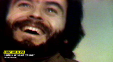 Watch Snapped Notorious Ted Bundy Airs Sunday July 15th Snapped