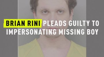 Brian Rini Pleads Guilty to Impersonating Missing Boy