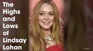 The Highs and Lows of Lindsay Lohan