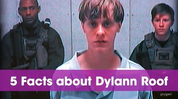 5 Facts About Dylann Roof