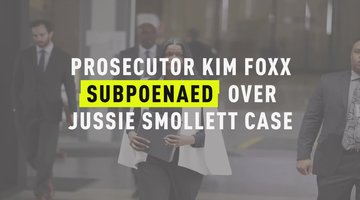 Prosecutor Kim Foxx Subpoenaed Over Jussie Smollett Case