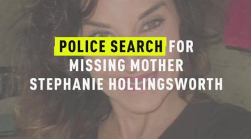 Florida Police Search For Missing Mother Stephanie Hollingsworth