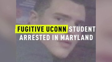 Fugitive UConn Student Arrested In Maryland