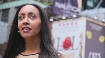Meet The First Deaf-Blind Harvard Law Grad, Haben Girma