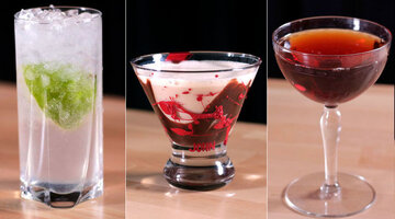 Martinis & Murder with Death Becomes Us: Pick Your Poison!