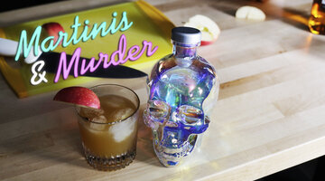 Martinis & Murder Cocktails: Cold Comfort