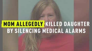 Mom Allegedly Killed Daughter By Silencing Medical Alarms