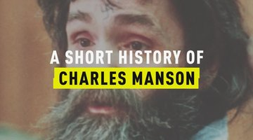 A Short History of Charles Manson