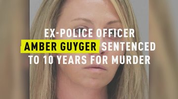 Ex-Police Officer Amber Guyger Sentenced To 10 Years For Murder