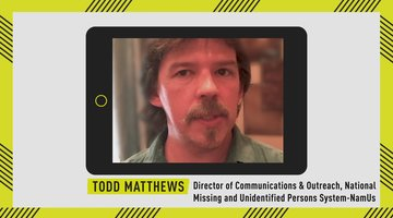 Todd Matthews Referred To As One Of The First Internet Sleuths Shares Tips