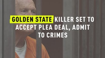 Golden State Killer Set To Accept Plea Deal, Admit To Crimes
