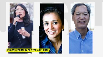 'Vulnerable Populations Are Being Attacked:' Hear From The Co-Founders Of Stop AAPI Hate