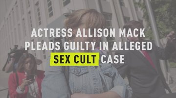 Actress Allison Mack Pleads Guilty in Alleged Sex Cult Case