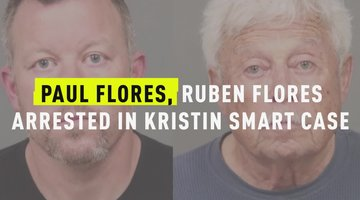 Paul Flores, Ruben Flores Arrested In Kristin Smart Case