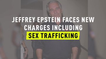 Jeffrey Epstein Faces New Charges Including Sex Trafficking