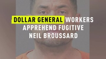 Dollar General Workers Apprehend Fugitive Neil Broussard