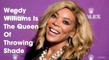 Wendy Williams is the Queen of Throwing Shade