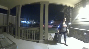 Video Shows Pregnant Shanann Watts Right Before Her Murder