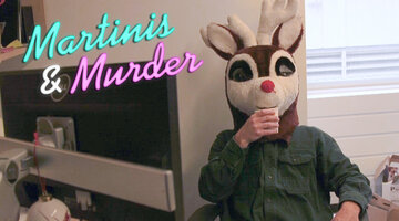 Martinis & Murder Cocktails: Adult Hot Chocolate, Episode #96