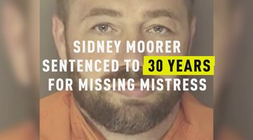 Sidney Moorer Sentenced to 30 Years For Missing Mistress