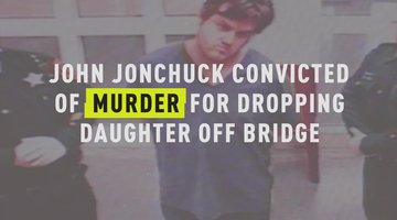 John Jonchuck Convicted of Murder For Dropping Daughter Off Bridge