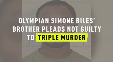 Olympian Simone Biles' Brother Pleads Not Guilty To Triple Murder