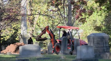 Danna Dever's Body Is Exhumed