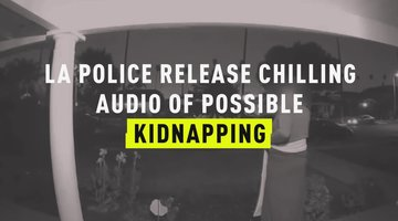 LA Police Release Chilling Audio of Possible Kidnapping