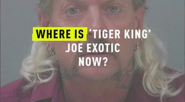 Where Is 'Tiger King' Joe Exotic Now?