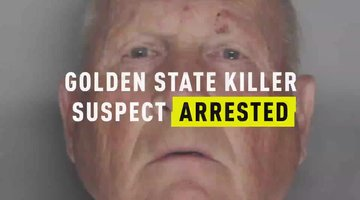 Golden State Killer Suspect Arrested