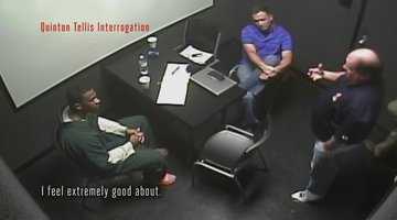 The Killing of Jessica Chambers 101: Quinton Tellis with Investigators