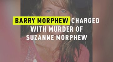 Barry Morphew Charged WIth Murder Of Suzanne Morphew